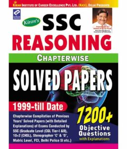 Download Kiran SSC Reasoning Solved Papers